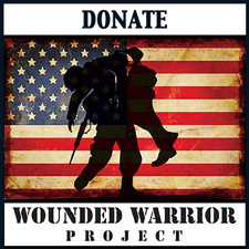 Donate to the Wound Warrior Project